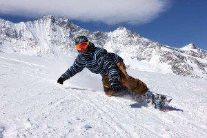 dieta para snowboard