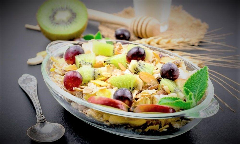 almoços para perder peso
