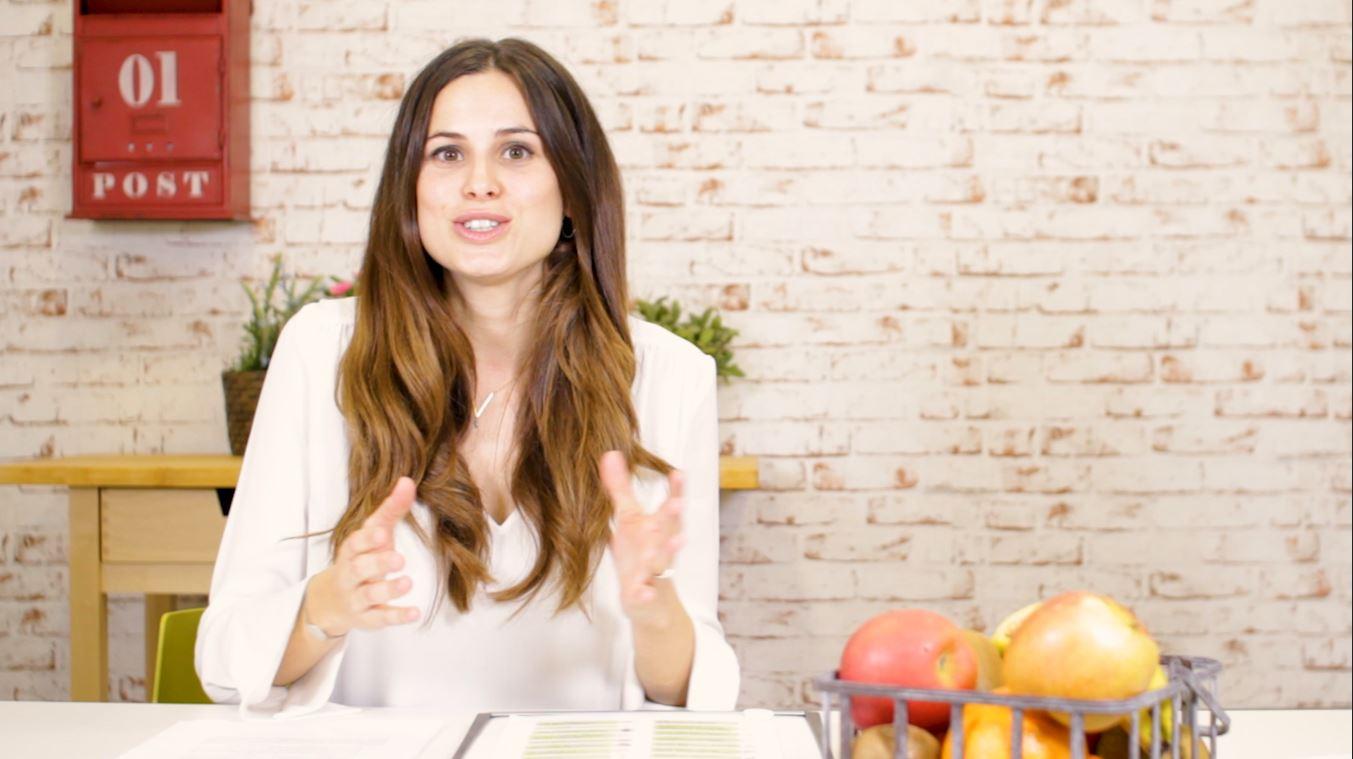 nutrición y embarazo